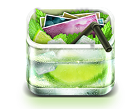 Pho-tonic iOS Icon