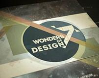 Project 7Wonders of Design