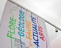 Estuaire Exhibition, Natural History Muséum