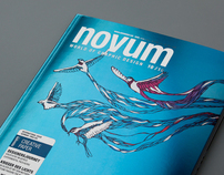 coverdesign + illustration for novum