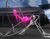 3D Optical Illusion with Arc. Nevena Radojevic