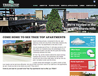 Tree Top Apartments Redesign