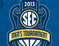 2013 SEC Men's Basketball Tournament Tickets