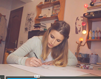 Video process of my work by Rafa Galeano