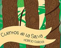 Portada Cuentos de la Selva de Horacio Quiroga