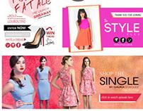 E-Commerce Design for TheStyleClub