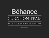 Behance Curation