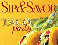 Sip & Savor Magazine