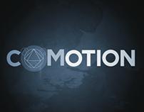 Self-Prophecy — Comotion 2013 Branding