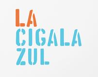 LA CIGALA ZUL
