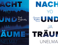 Soprano Annami Hylkilä website & posters
