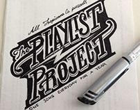 The Playlist Proyect  1st Month