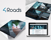 4 Roads - Rebrand & Brand Communications