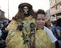 IL CULTO DELLA SANTA MUERTE / Mexico 2011