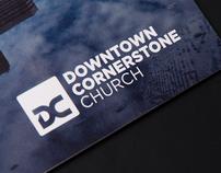 Downtown Cornerstone Church - Identity