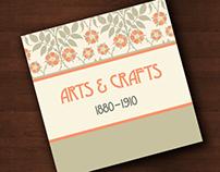 Arts & Crafts Movement Booklet