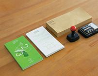EBS Design / New Year Card 2013