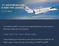 Gulfstream | G280 Certification