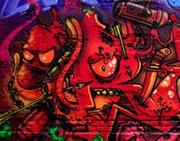 Walls & Graffiti Movies