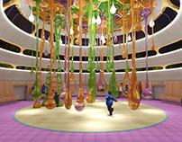 Pavilion - children-preliminary design