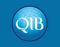 Qatar Islamic Bank Branding
