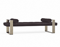 BONNIE COLLECTION - B01 BENCH