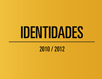 IDENTIDADES 2010/2012