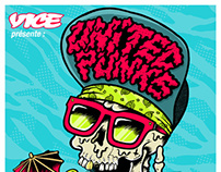 VICE MAGAZINE x United Punks