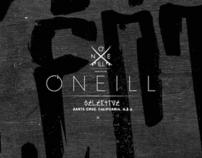 O'Neill Selective Lookbook