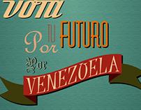 Vota por tu futuro