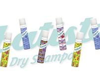 D&AD 2013   Batiste Dry Shampoo