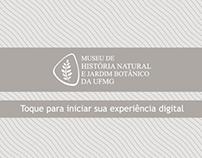 App para Museu de História Natural - TCC