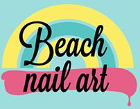 Beach Nail Art de Maybelline New York