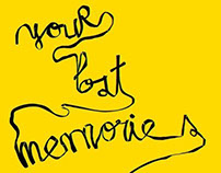 YOUR LOST MEMORIES Poster