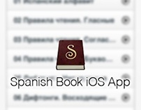 Spanish Book iOS App