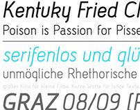 Acid Typeface