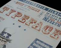 Poster - Typeface