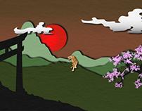 Wild Japan - Illustration