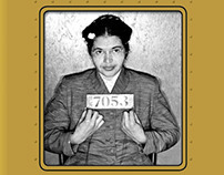 Rosa Parks Project Cover