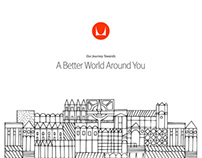 Herman Miller Better World Report 2010