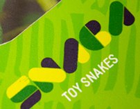 Snaca: Toy Snakes