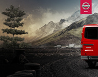 Nissan Commercial Vehicles Redesign
