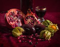 fruit & kidneys
