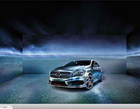 PhotosMontage of Mercedes Classe A