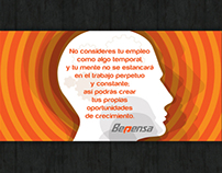 Bepensa Coca Cola Dominicana - Promoción Interna