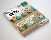 Computer Arts Magazine - Cover Design