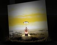 Beckett's HAPPY DAYS - Set and Lighting Design