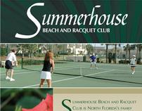 Summerhouse Beach & Racquet Club: Rack Card