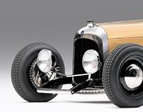 Citroën B2 1923 Hot Rod