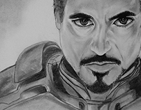 tony stark ( Iron man )